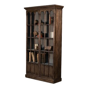Wilkerson Arches Tall Standard Bookcase by Canora Grey Bargain