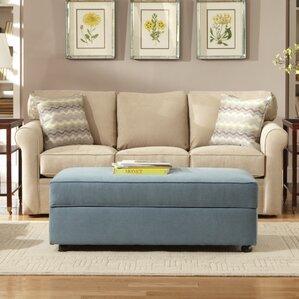 Hubble 48  Sleeper Sofa by Overnight Sofa