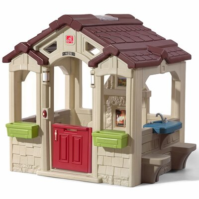 charming cottage 49 playhouse - Little Tikes Picnic On The Patio Playhouse
