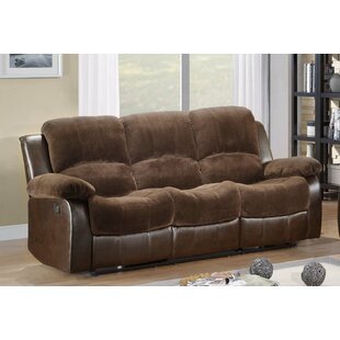 Best Naida Reclining Sofa by Red Barrel Studio Reviews (2019) & Buyer's Guide