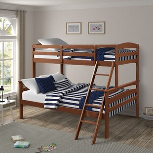 Suttle Twin Over Full Bunk Bed by Harriet Bee #1