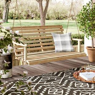 Preble Traditional Porch Swing