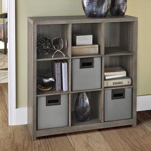 Decorative Storage Cube Unit Bookcase ClosetMaid