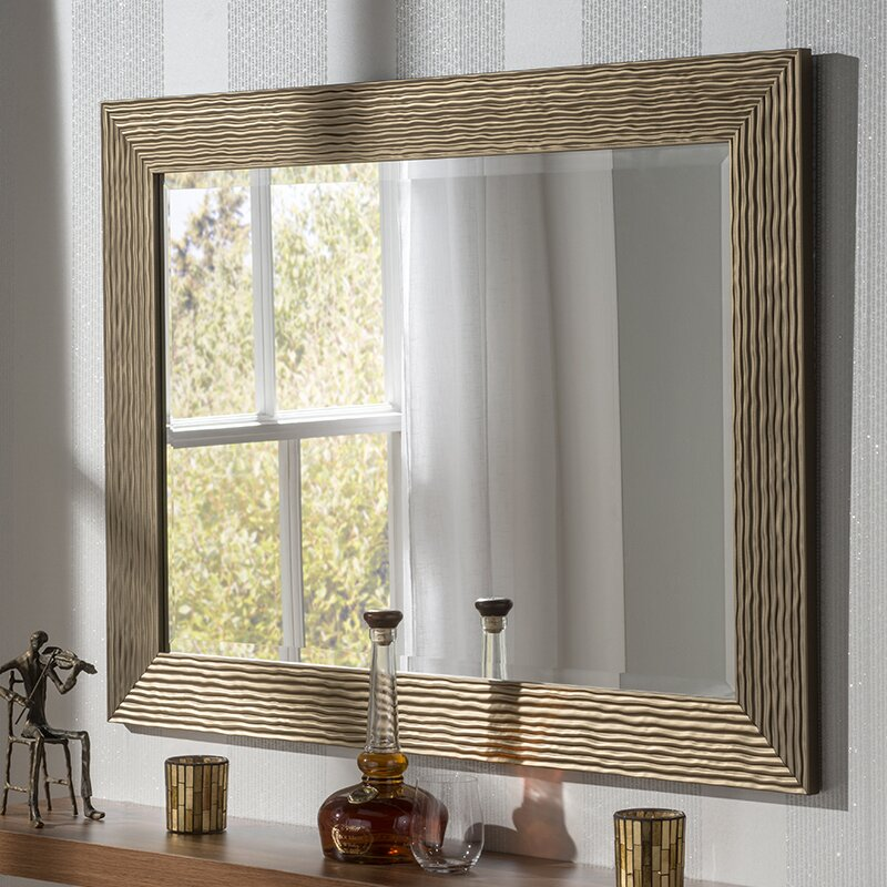 Yearn mirrors julia accent mirror reviews for Full size wall mirror