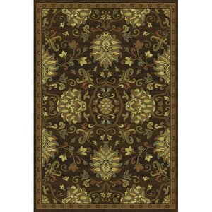 Dogwood Brown/Beige Area Rug