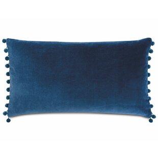 Plush Frou Cotton Lumbar Pillow