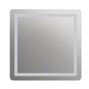 Bode Back Lit LED Bathroom Mirror ByOrren Ellis