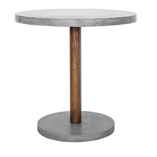 Check Out Wiebke Concrete Patio Table :Affordable Price