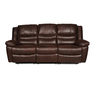 Review Mellissa Reclining Sofa by Darby Home Co