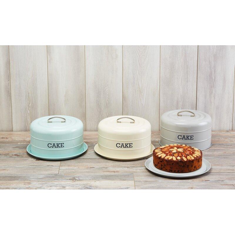 Kitchencraft Living Nostalgia Domed Cake Tin Reviews Wayfair Co Uk