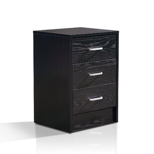 Pillsbury 3-Drawer Vertical Filing Cabinet by Symple Stuff Bargain