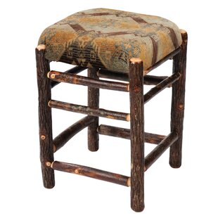 Hickory 24 Bar Stool Fireside Lodge