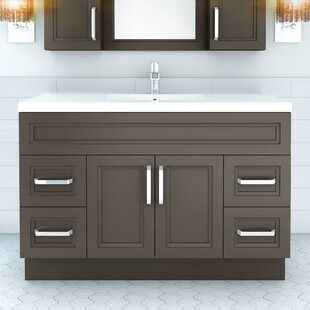 Urban 48 inch  Vanity Single Bowl