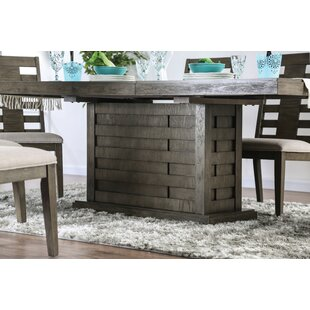 Gisla Extendable Dining Table World Menagerie