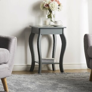 Robbinsdale End Table by Brayden Studio