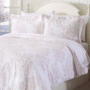 Terry Extra Soft Printed Flannel Duvet Cover Set