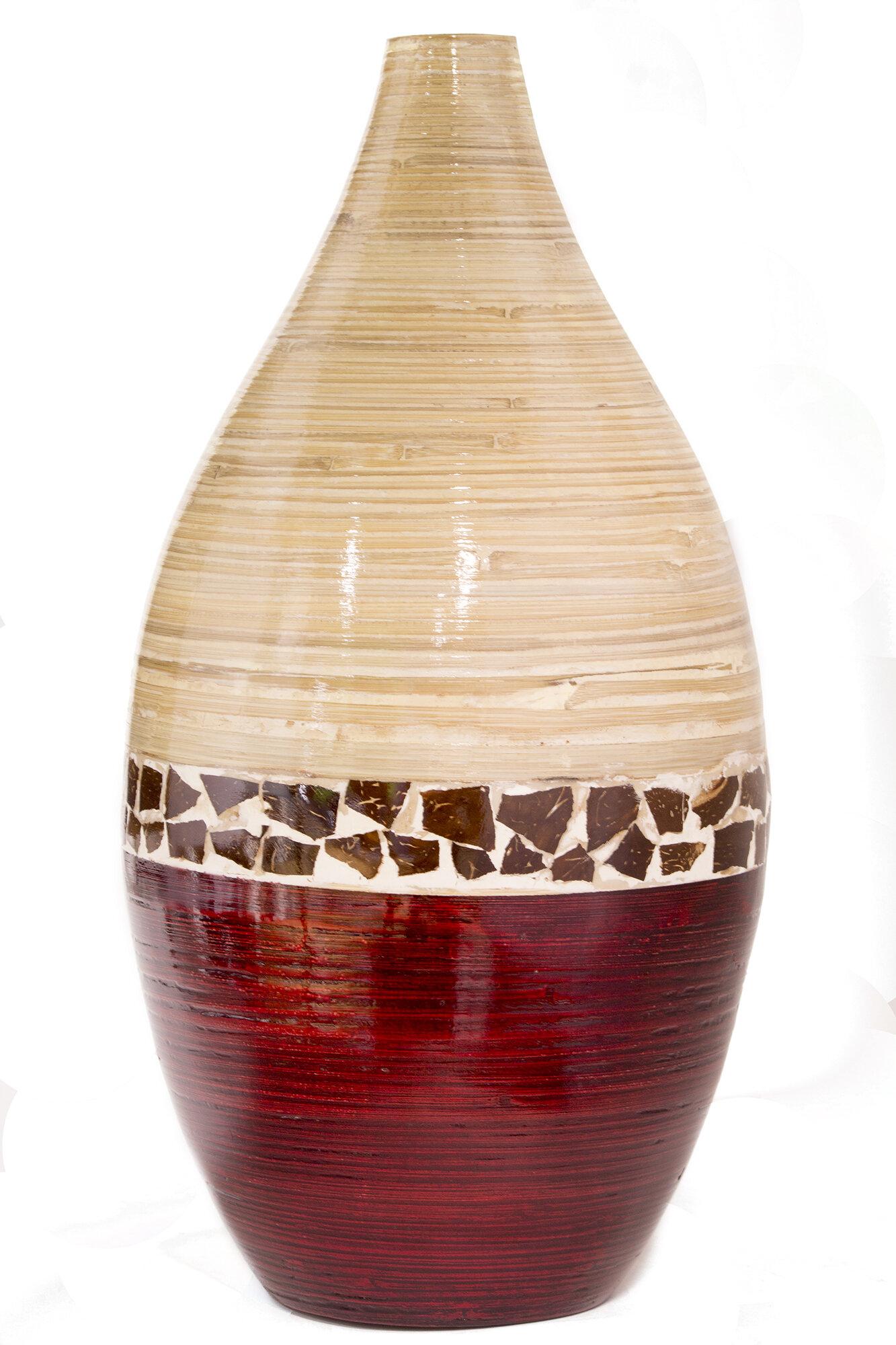 Heather ann floor vase reviews wayfair floridaeventfo Gallery