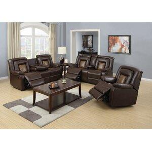 Beverly Fine Furniture Topeka Configurable Living Room Set