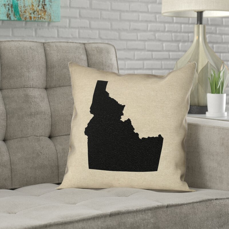 Ivy Bronx Austrinus Idaho Pillow In No Uv Waterproof Mildew Proof Throw Pillow Wayfair Ca