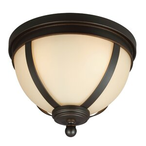 Doris 3-Light Flush Mount
