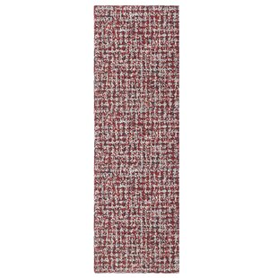 Donegal Hand-Tufted Red Indoor/Outdoor Area Rug