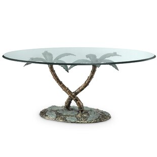 Palm Tree Coffee Table