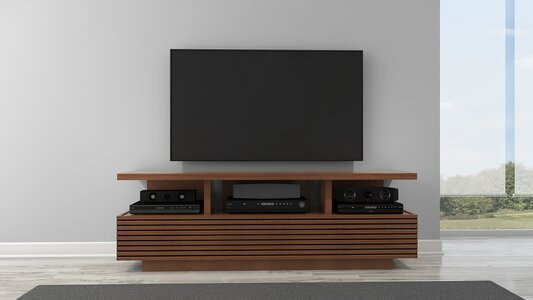 Signature Home TV Stand for TVs up to 70""