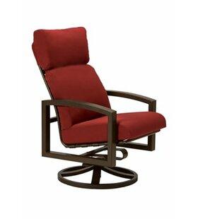 Lakeside II Patio Chair with Cushion by Tropitone