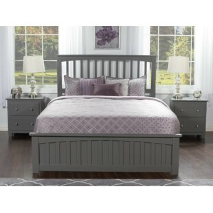 Amethy Storage Platform Bed with 2 Urban Drawers