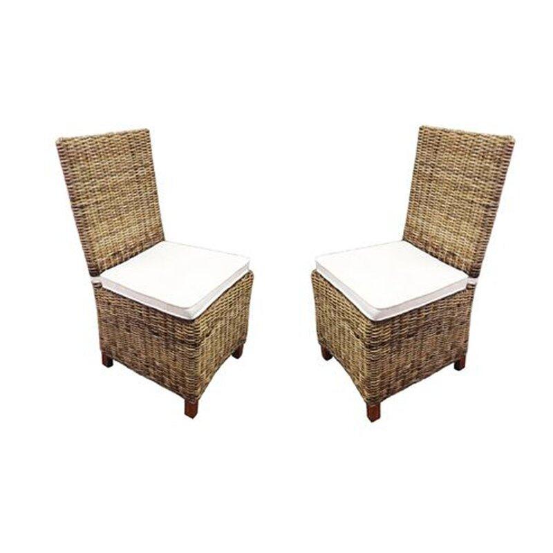 Bayou Breeze Aliya Side Chair Wayfair