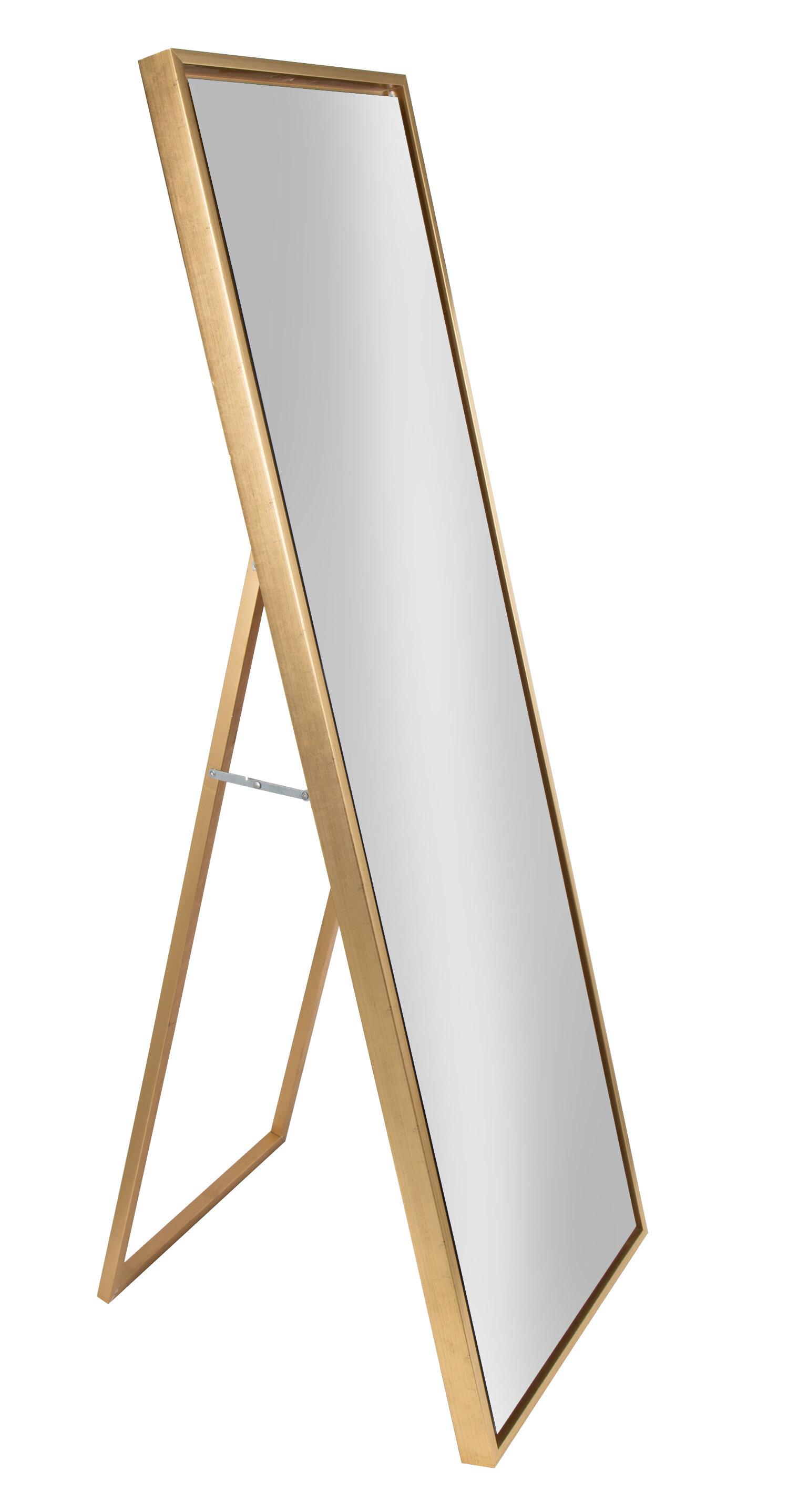 Mercury Row Loeffler Modern Contemporary Full Length Mirror Reviews Wayfair