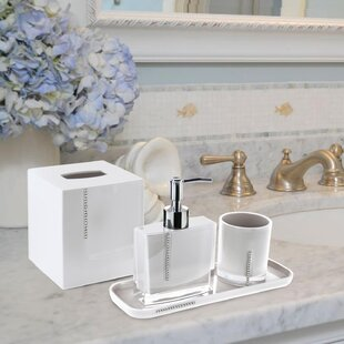 Swarovski Crystal Bathroom Accessories Wayfair