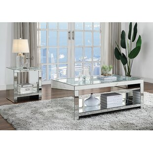Laskie 2 Piece Coffee Table Set