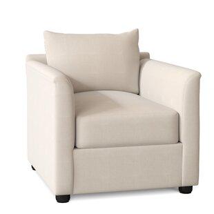 Peyton Armchair by Wayfair Custom Upholstery
