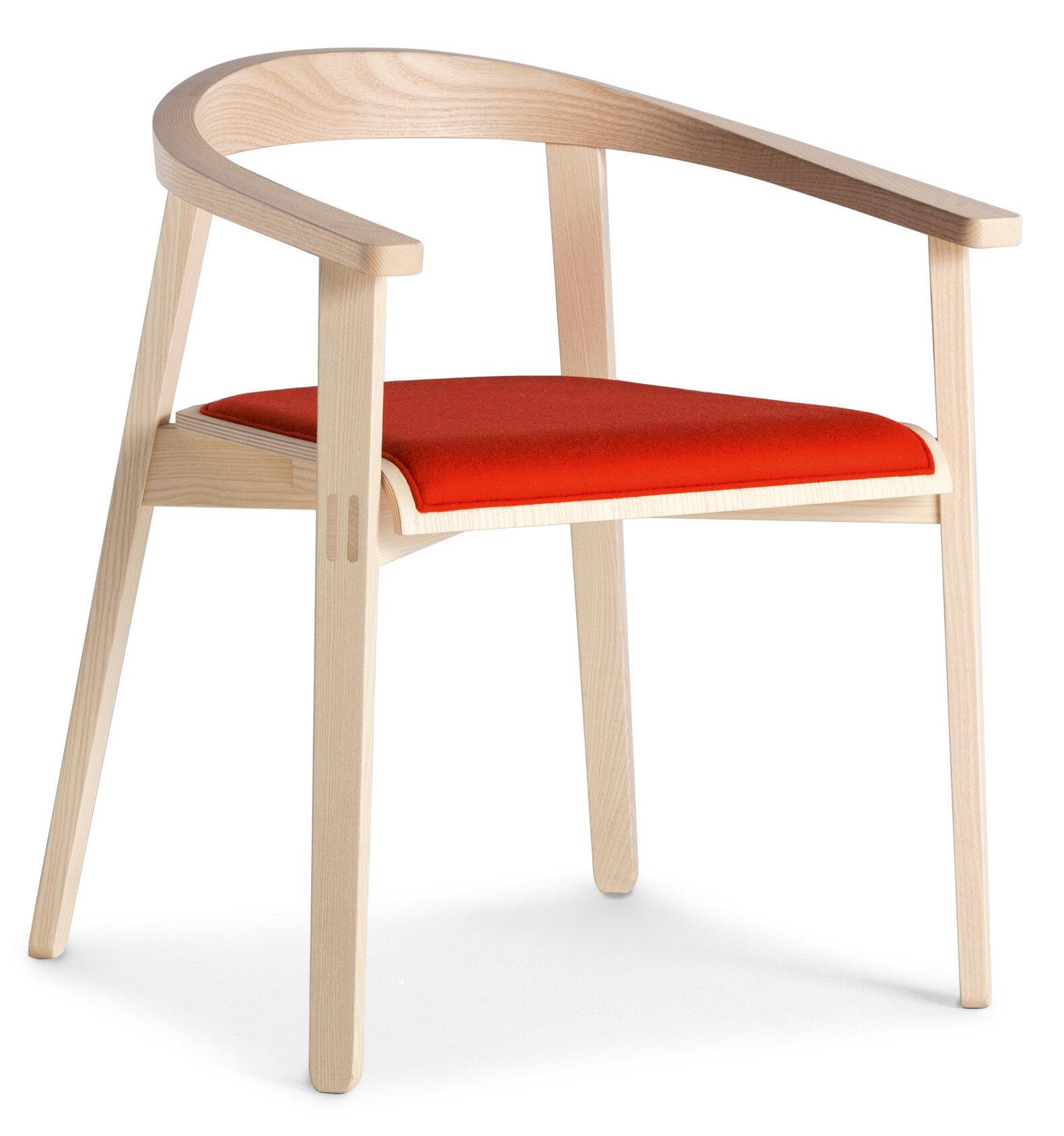 Superieur Adriano Toro Arm Chair   Wayfair