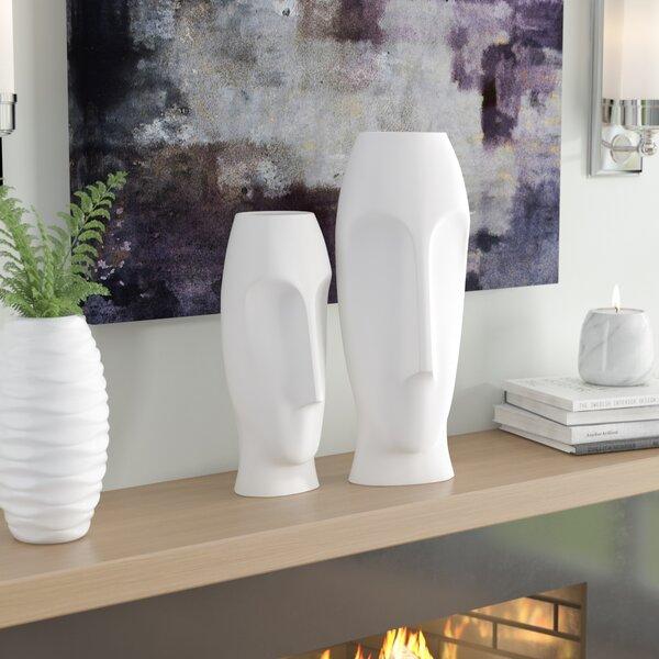 Face Vase Wayfair
