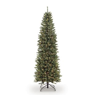 Tall Slim Christmas Trees Artificial.Slim Christmas Trees You Ll Love In 2019 Wayfair