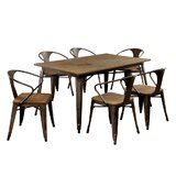 Pearcy 7 - Piece Dining Set by Williston Forge