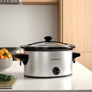 'Stay or Go' Slow Cooker