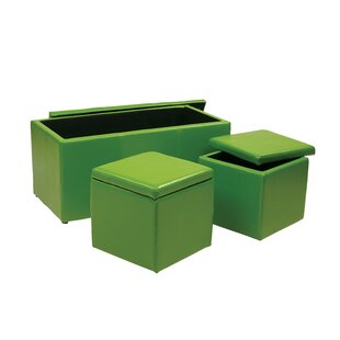 Top Rated Elverton 3 Piece Storage Ottoman Set ByZipcode Design   Ottomans  U0026 Poufs Furniture Are Ideal For Including Character For Your Space.