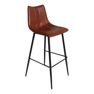 Markie 30 Bar Stool (Set of 2) by 17 Stories