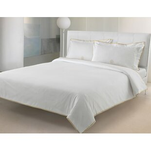 Gold 3 Piece Reversible Duvet Set by The St.Pierre Home Fashion Collection
