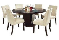 Ingaret 7 Piece Dining Set DarHome Co