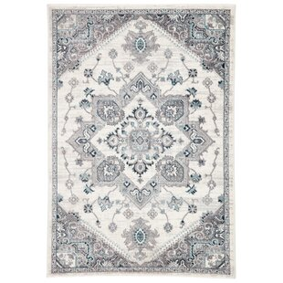 Light Gray And White Area Rug Wayfair