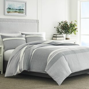 Clearview Reversible Duvet Cover Set