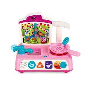 Affordable Cook N Fun Play Food Kitchen Set ByWinfun