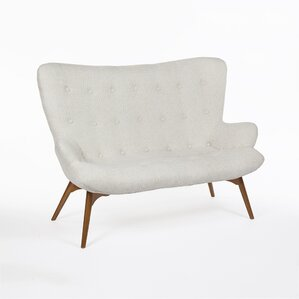 High Back Loveseat by Stilnovo
