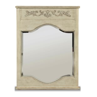 Best Reviews Everard Rectangle Vertical Wall Mirror By One Allium Way