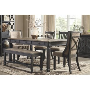 Ventanas 6 Piece Dining Set Canora Grey