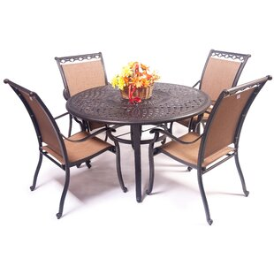 Goforth 5 Piece Dining Set
